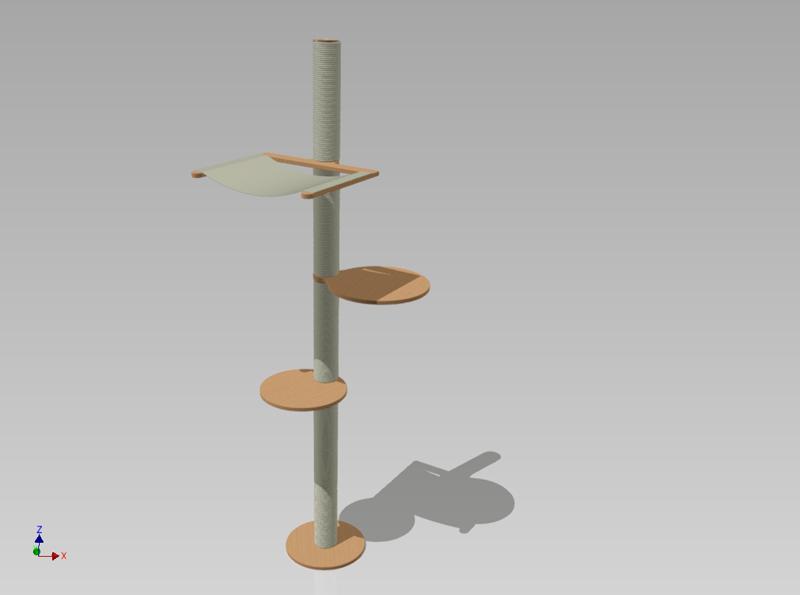 ersteinrichtung f r zwei samtpfoten katzen forum. Black Bedroom Furniture Sets. Home Design Ideas